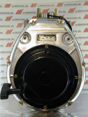Κινητήρας MINSEL M165 με καρμ/τερ AMAL
