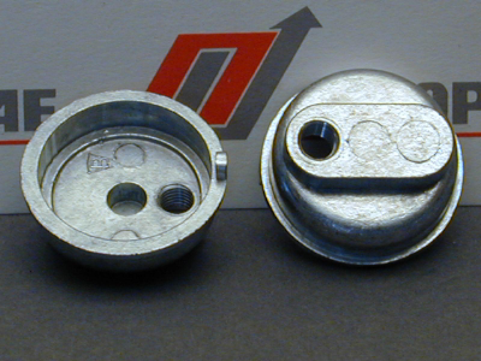 Καπάκι εσωτερικό καρμπυρατέρ BING γνήσιο γιά,JLO L197,ROTAX 150 200 250.